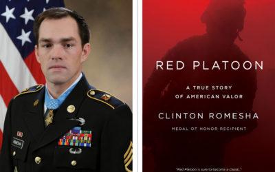 Congressional Medal of Honor Recipient Clinton Romesha