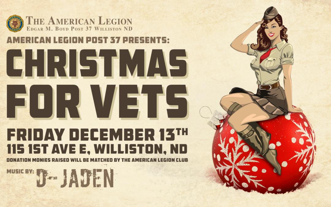 Christmas for Veterans Program